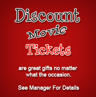 Discount Tickets Ad