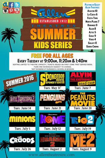 2016 Summer Kid Series - 2016-06-28 00:00:00