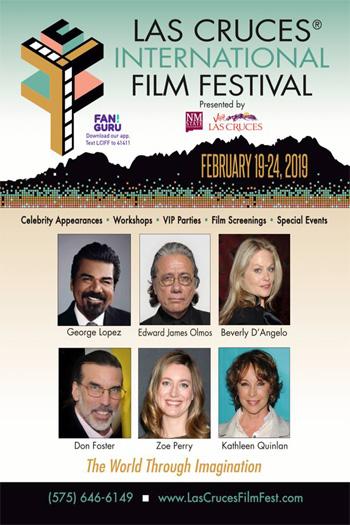 2019 Las Cruces International Film Festival - Feb 19, 2019