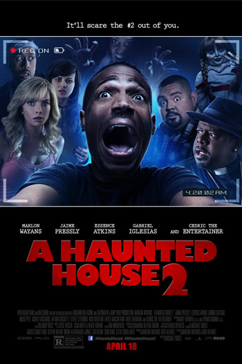 A Haunted House 2 - Apr 18, 2014