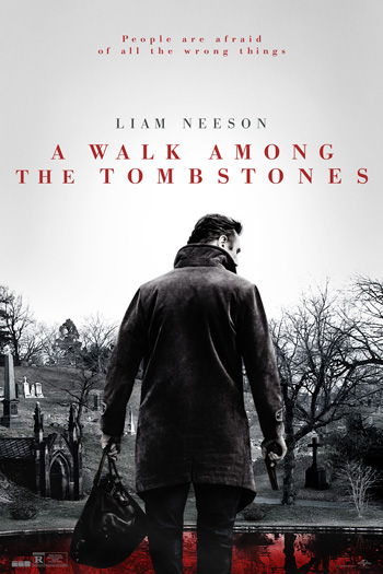 A Walk Among the Tombstones - Sep 19, 2014