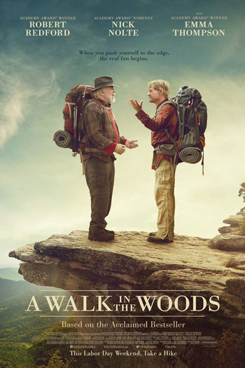 A Walk in the Woods - 2015-09-25 00:00:00