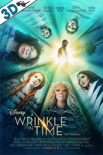 A Wrinkle in Time 3D - 2018-03-09 00:00:00