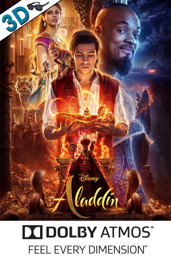 Aladdin 3D ATMOS