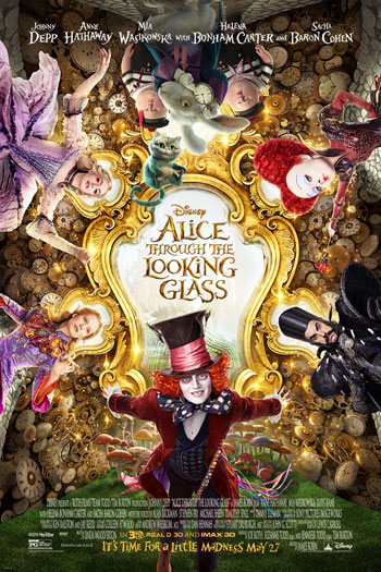 Alice Through the Looking Glass - 2016-05-27 00:00:00