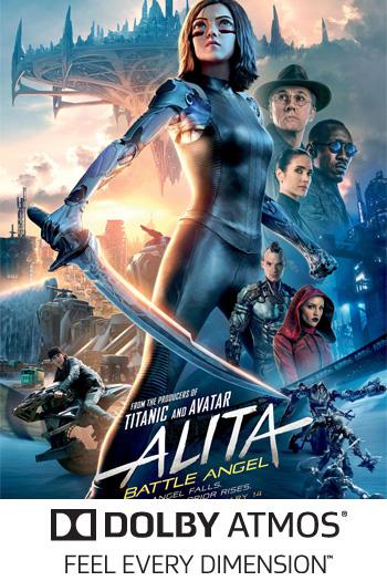 Alita: Battle Angel ATMOS - 2019-02-14 00:00:00