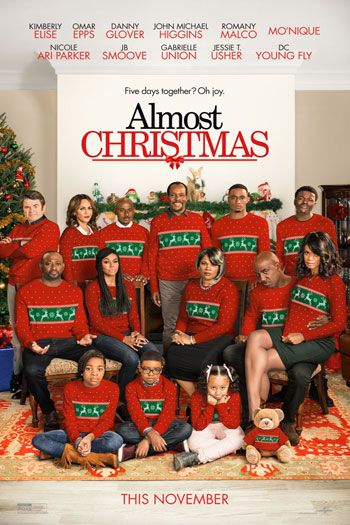 Almost Christmas - Nov 11, 2016