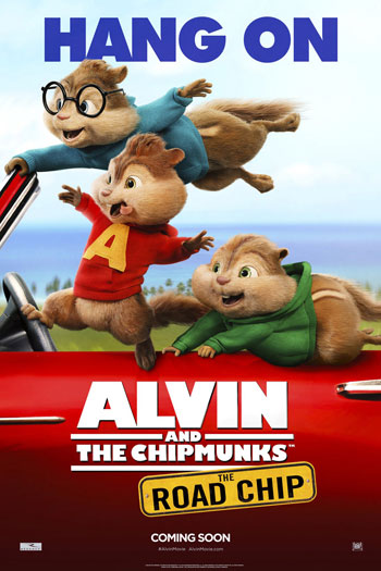 Alvin and the Chipmunks: The Road Chip - 2015-12-18 00:00:00