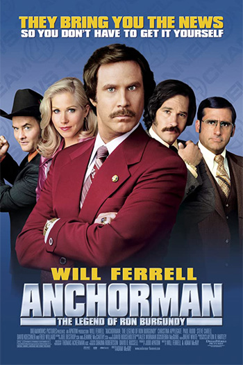 Anchorman: The Legend of Ron Burgundy - May 22, 2020