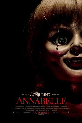 Annabelle - Oct 3, 2014