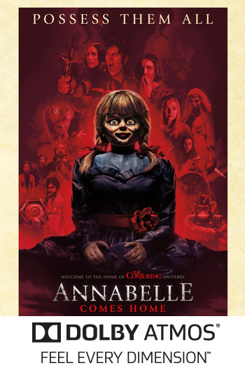 Annabelle Comes Home ATMOS