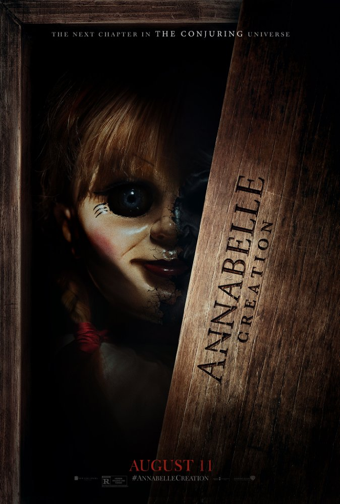 Annabelle: Creation - Aug 11, 2017