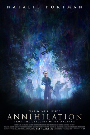 Annihilation - Feb 23, 2018