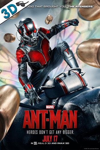 Ant-Man 3D - 2015-07-17 00:00:00