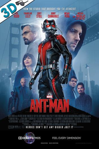 Ant-Man 3D ATMOS - 2015-07-17 00:00:00