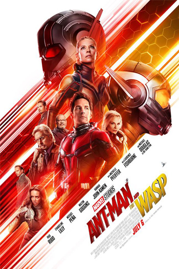 Ant-Man and the Wasp - Jul 6, 2018