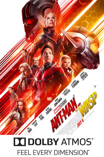 Ant-Man and the Wasp ATMOS