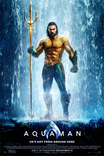 Aquaman - Dec 21, 2018