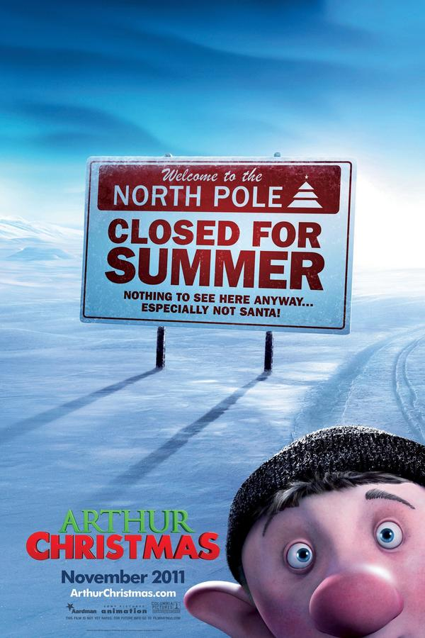 Arthur Christmas 3D