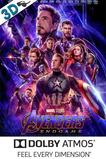Avengers: Endgame 3D ATMOS