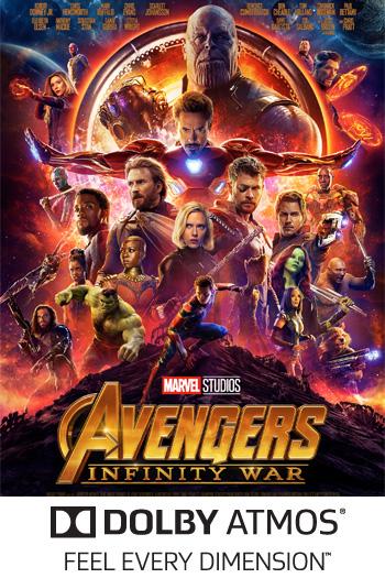 Avengers: Infinity War ATMOS
