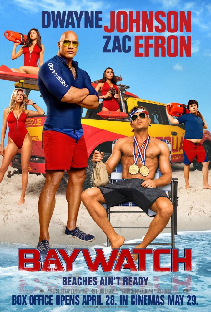 Baywatch - May 25, 2017