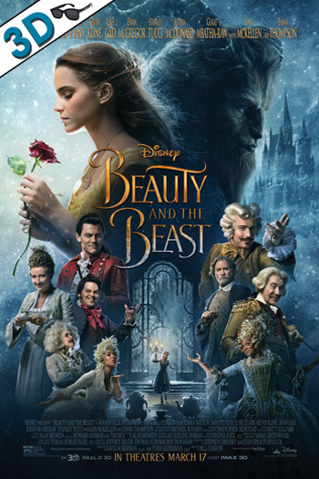 Beauty and the Beast 3D - 2017-03-17 00:00:00