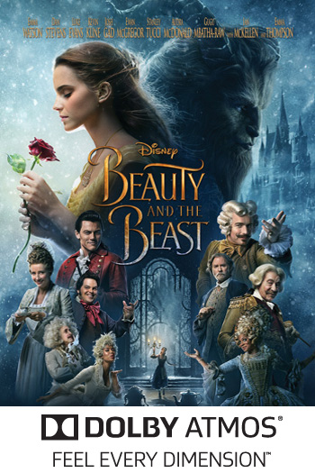 Beauty and the Beast ATMOS - 2017-03-17 00:00:00