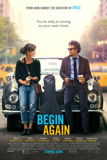Begin Again - Jul 18, 2014