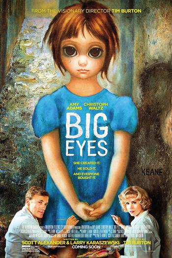 Big Eyes - Dec 25, 2014
