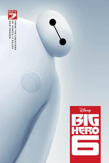 Big Hero 6 - Nov 7, 2014
