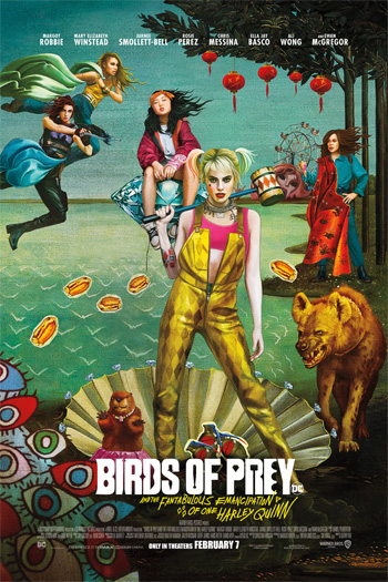 Birds of Prey (And the Fantabulous Emancipation of One Harley Quinn) - 2020-02-07 00:00:00