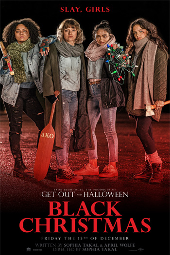 Black Christmas - 2019-12-13 00:00:00