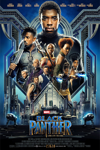Black Panther - Feb 16, 2018