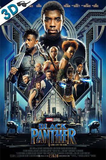 Black Panther 3D - 2018-02-16 00:00:00