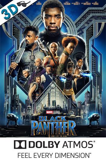 Black Panther 3D ATMOS - 2018-02-16 00:00:00