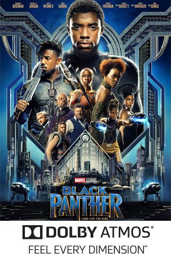 Black Panther ATMOS - 2018-02-16 00:00:00