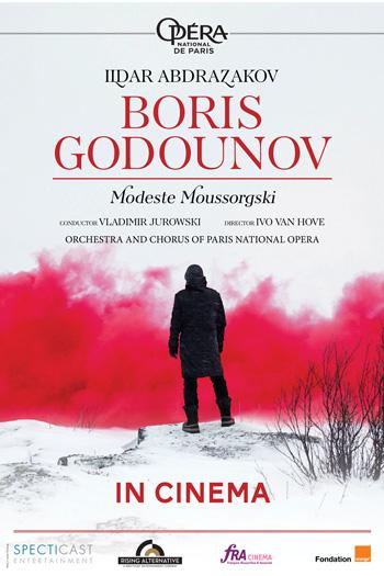 Boris Godounov - Aug 19, 2018