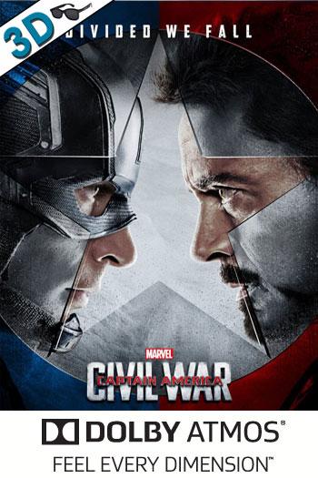 Captain America: Civil War 3D ATMOS - 2016-05-06 00:00:00