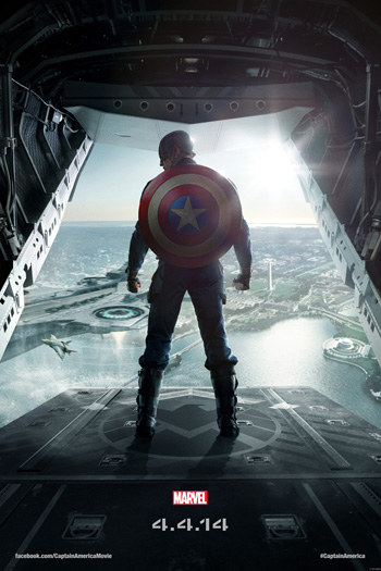 Captain America The Winter Soldier - Apr 4, 2014