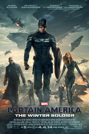 Captain America The Winter Soldier 3D - 2014-04-04 00:00:00