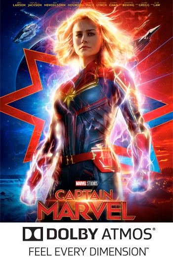 Captain Marvel ATMOS - 2019-03-08 00:00:00