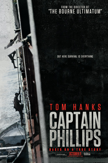 Captain Phillips - Oct 11, 2013