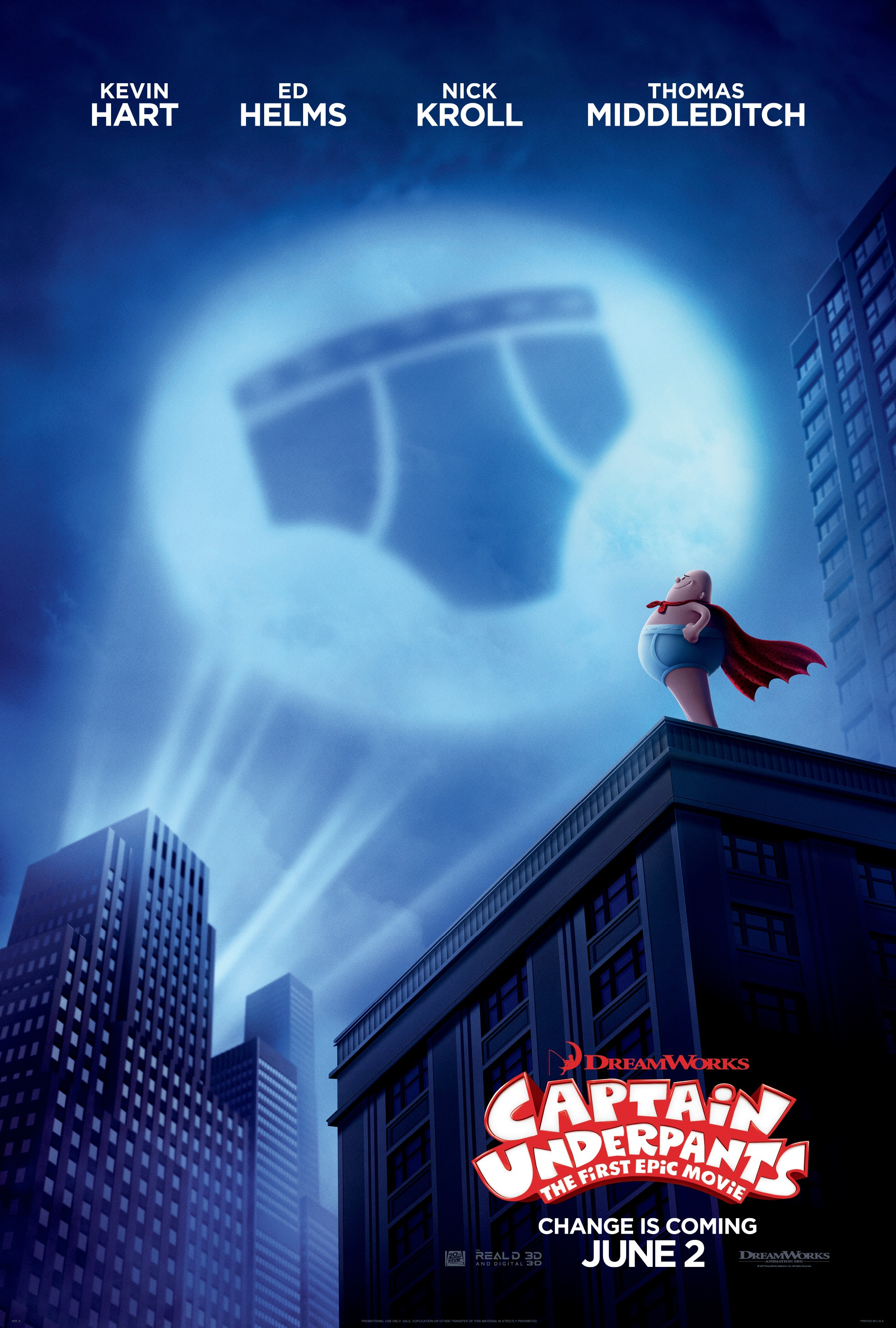 Captain Underpants: The First Epic Movie - 2017-06-02 00:00:00