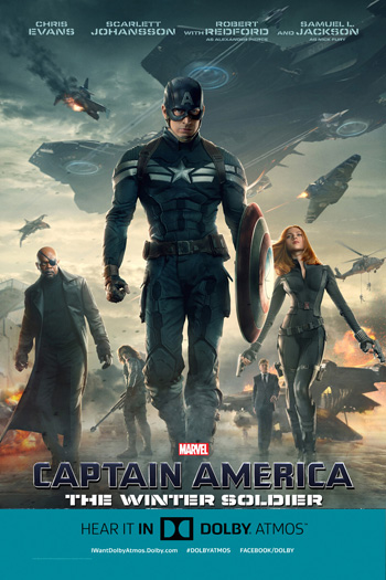 Captian America The Winter Soldier ATMOS 3D - 2014-04-04 00:00:00