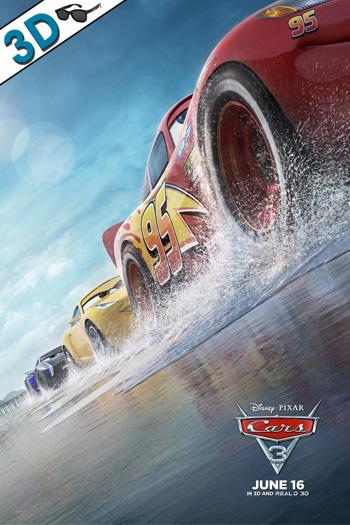 Cars 3 3D - 2017-06-16 00:00:00