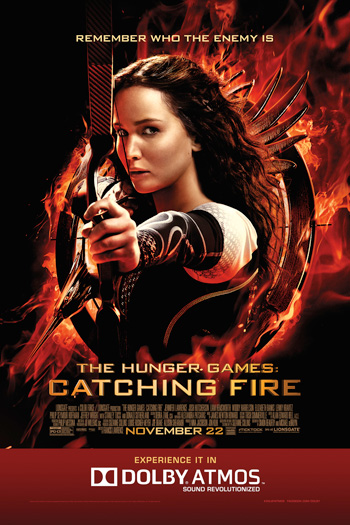 Catching Fire ATMOS - 2013-11-22 00:00:00
