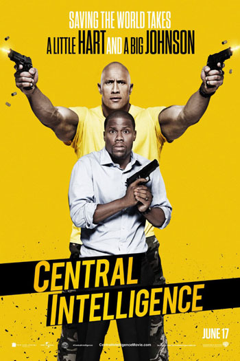Central Intelligence - Jun 17, 2016