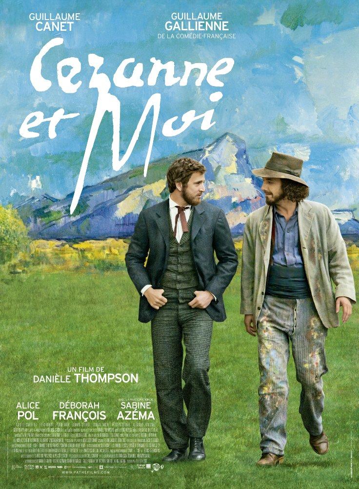 Cezanne Et Moi - May 3, 2017