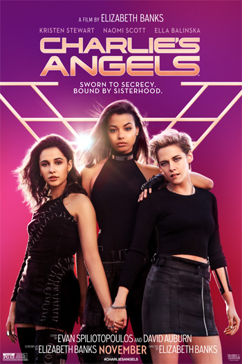Charlie's Angels - 2019-11-15 00:00:00